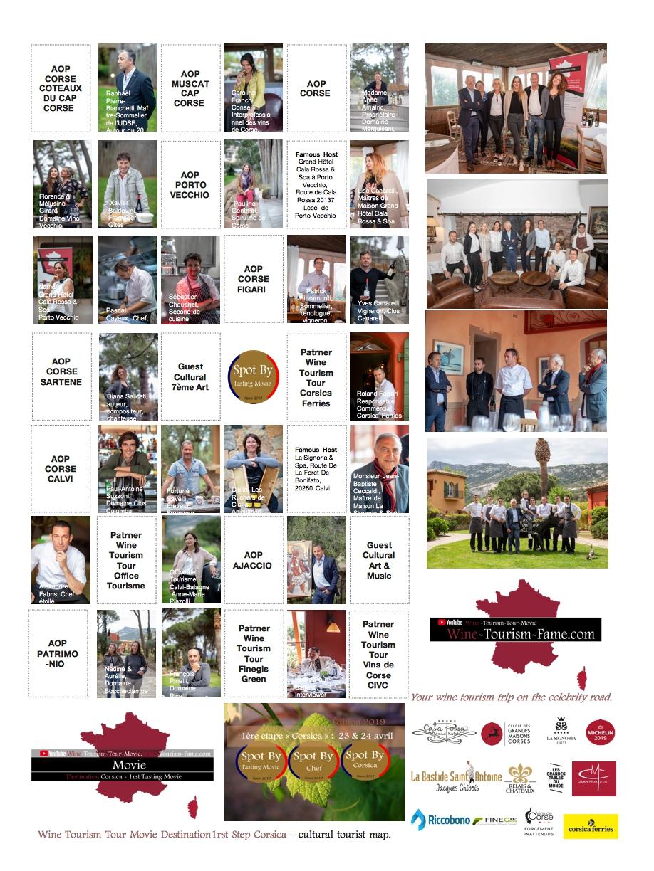 Wine Tourism Tour 1rst  Step  Corsica
